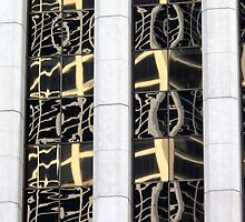 Financial Reflections I © by Ethna Gillespie