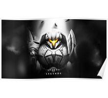 League of Legends - Jayce Poster