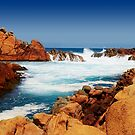 Canal Rocks, Yallingup by Geoff White