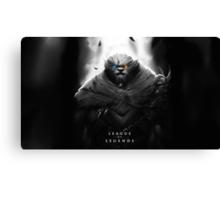 League of Legends - Rengar Canvas Print