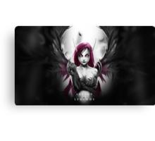 League of Legends - Morgana Canvas Print