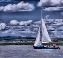 Sail away by Kurt  Tutschek
