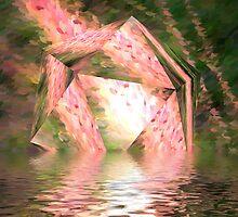 Water Landing by George  Link