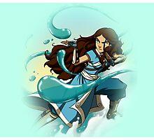 Avatar Katara Photographic Print