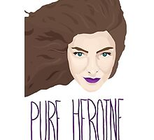 Pure Heroine by brendanwe