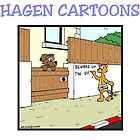Hagen Cartoons Calendar No 2 by Hagen