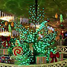 A Christmas Wonderland at the Christmas Center by Jane Neill-Hancock