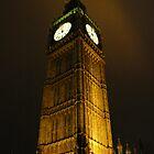 Big Ben London England by Ryan Nowell