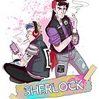 Punklock by sakibatch