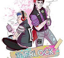 Punklock by sakibatch