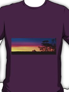 Swan Hill Sunset T-Shirt