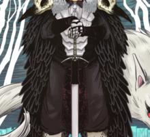 Jon Snow, Lord Commander Sticker