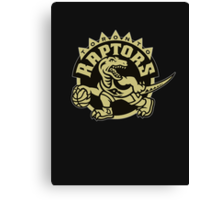 Raptors OVO Canvas Print