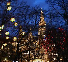Rathaus Advent Dream by Semmi