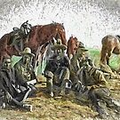 Cavalry Scouts by JohnDSmith