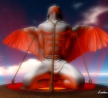 Statue in Second life by LookerLumet