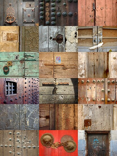 doors by dominiquelandau