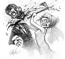 Til Death Do Us Part... by Austen Mengler
