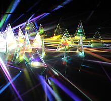 Coloured prisms by Kirkcov