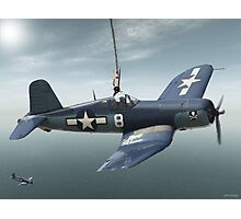 South Pacific Corsair  Photographic Print