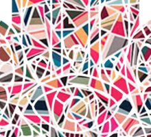 Geometric Hamsa Sticker