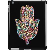 Froot Loops Hamsa iPad Case/Skin
