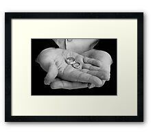 Special Moments Framed Print