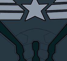 Captain America - Winter Soldier Uniform by cuddle-me-carl