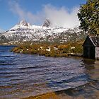 Around Tasmania by Paul Gilbert