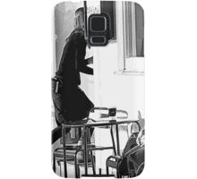 Lunchtime at Cafe' Pasta Samsung Galaxy Case/Skin
