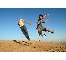 Irrational Exuberance Photographic Print