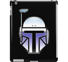 Mandalorian in Disguise iPad Case/Skin