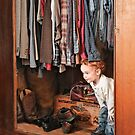 """Grandpa's Wardrobe"" by susi lawson"