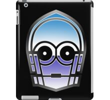 Droid in Disguise iPad Case/Skin