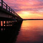 Calvert County Sunrise by Paul Lenharr II