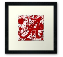 Roll Tide! Framed Print