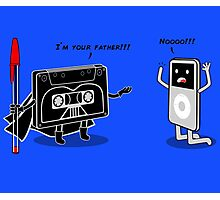 I´m your father!!! Photographic Print