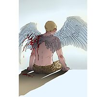 The Guardian Angel Photographic Print