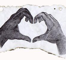 Heart on fire by KiraJoneZ