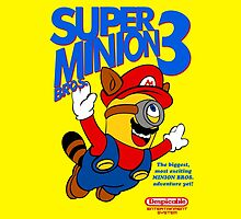 Super Minion Bros 3 by NinoMelon