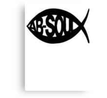 AB Soul Canvas Print