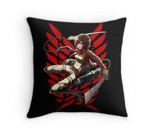 Mikasa 3dm Throw Pillow
