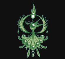 Green Phoenix by Chelsea Kerwath