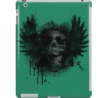 Screaming for grunge - distorted iPad Case/Skin