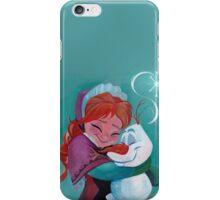 Frozen Hugs  iPhone Case/Skin