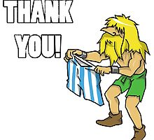THANK YOU! by Alessandro Bianco