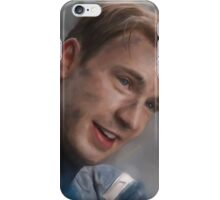 Smiling Captain iPhone Case/Skin
