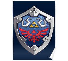 Hylian Shield Poster