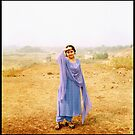 Portrait I by Biswajit Pandey