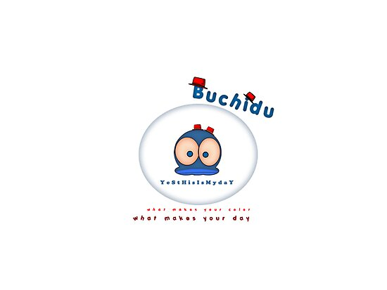 Buchidu - blue duck by Beo Lo
